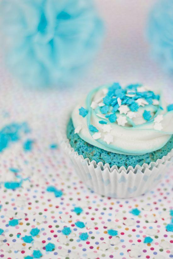 Blue Velvet #Cupcakes