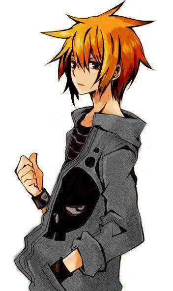 Anime Characters Orange Hair : Tag along anime boys and on pinterest