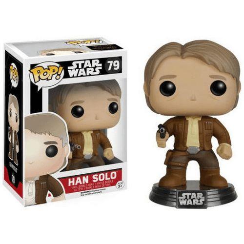 Figurine POP Star Wars EP7 Han Solo