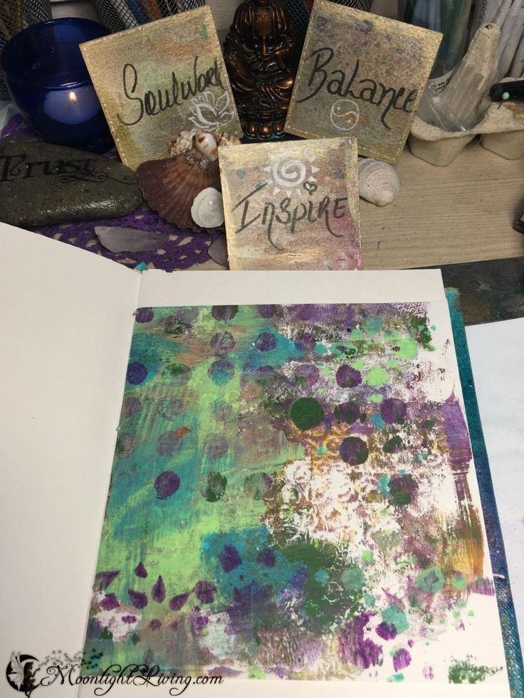 Background only this evening... #CreativeMagick
