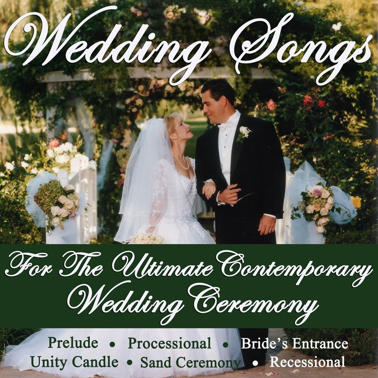 Wedding Songs For The Ultimate Contemporary Ceremony