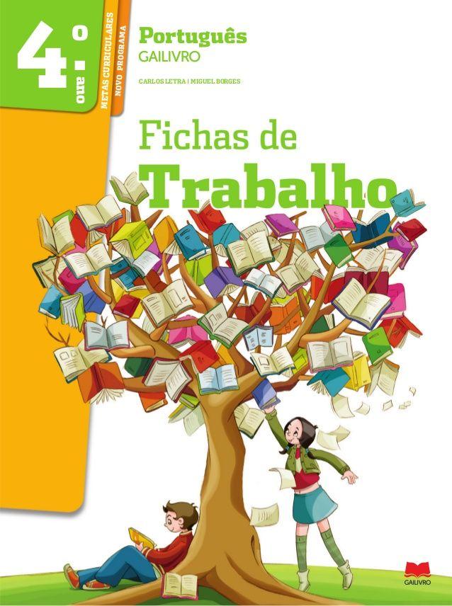 4.  o  Português CARLOS LETRA | MIGUEL BORGES  ano  NOVO PROGRAMA  METAS CURRICULARES                                                                                                                                                      Mais