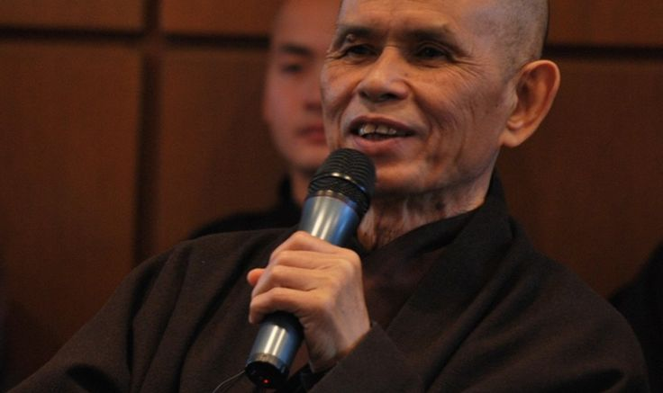 <p>Thich Nhat Hanh, a renowned Buddhist leader, has long taught that compassion to animals is a vital part of a spiritual lifestyle.</p>