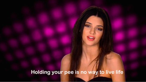 18 Things You'll Only Understand If You Always Need To Pee