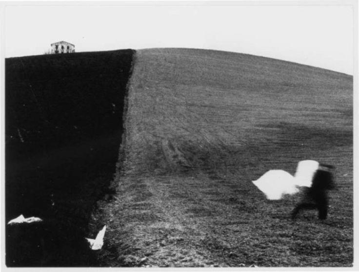 Mario Giacomelli (1925 - 2000) - Campagna-Marchigiana