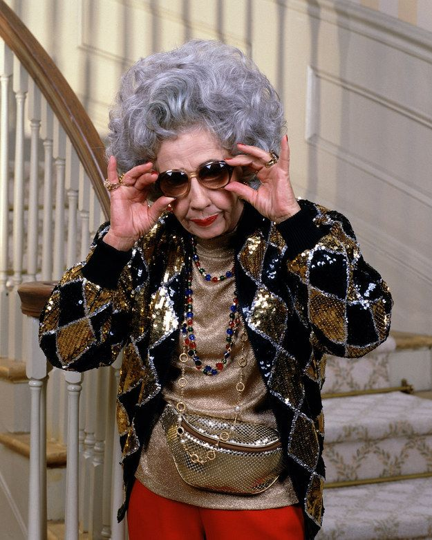 """Which Character From """"The Nanny"""" Are You? You got: Grandma Yetta You don't have a filter and tend to blurt out what everyone else is thinking. You're stylish and spunky and enjoy being the center of attention. You love giving your friends advice on life and love, even though they tend to ignore what you say."""