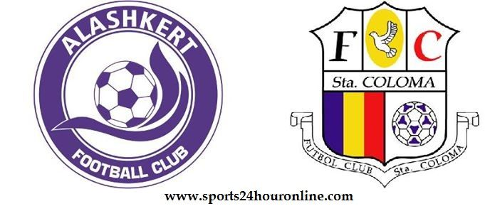 Alashkert vs FC Santa Coloma Today Live Stream Football Match Of UEFA Champions League 2017. ALA vs FSC match fixtures, score, preview, prediction streaming