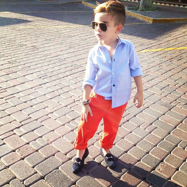 Best Boys Hairstyles Images On Pinterest Hairstyles Alonso - Meet 5 year old alonso mateo best dressed kid ever seen