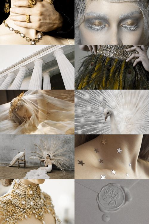hera/juno aesthetic (more here)