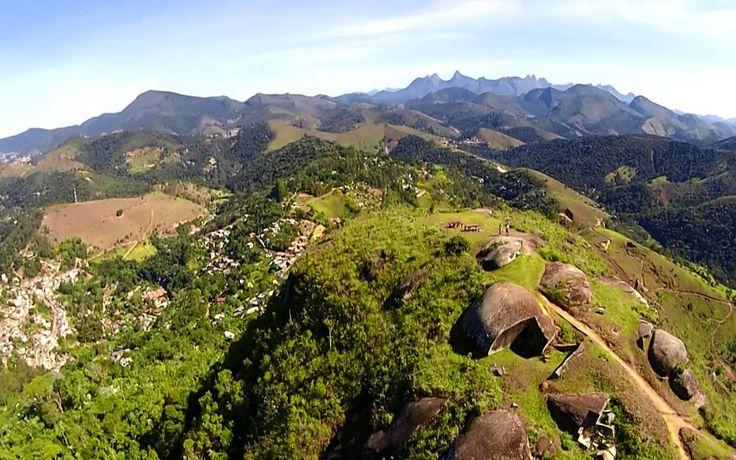Brazil Pedra Da Tartaruga Travel 2017