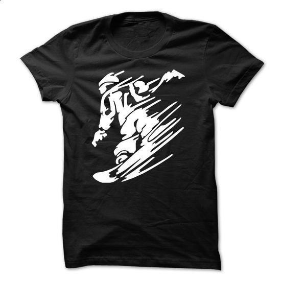 Snowboarding! - #funny t shirt #print shirts. PURCHASE NOW => https://www.sunfrog.com/Hobby/Snowboarding-23754739-Guys.html?60505