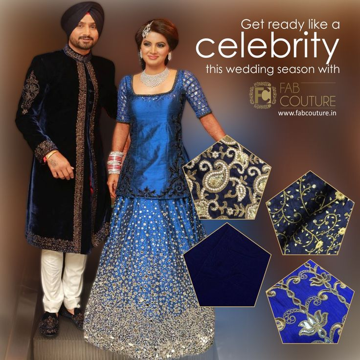 Get ready like a Celebrity this wedding season with #FabCouture! #DesignerFabric at #AffordablePrices.  Buy your stock of fabric from: https://fabcouture.in/fabrics/embroidered-indian-fabrics.html #DesignerDresses #Fabric #MenFashion #WeddingSeason #IndianWedding #Fashion #DesignerWear #ModernWomen #Embroidered #WeddingFashion #WesternLook #affordablefashion #GreatDesignsStartwithGreatFabrics #LightnBrightColors #StandApartfromtheCrowd #EmbroideredFabrics