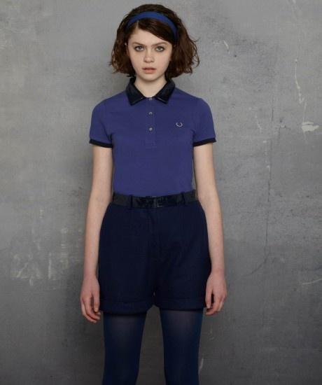 Richard Nicoli x Fred Perry - Patent Collar Shirt
