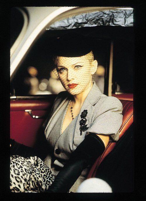 MADONNA in John Galliano - (1995)