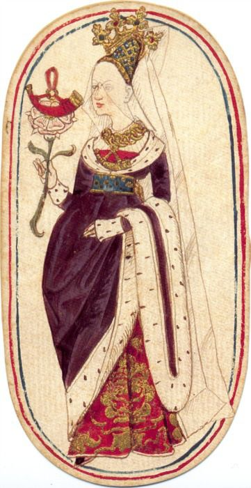 Elizabeth Woodville and the Cloisters Deck: Popular Portraits of Royalty