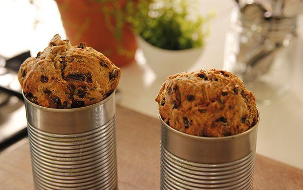 Recipe Details : Herbed Mushroom Tin Loaves by Fine Living EMEA