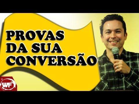 Pastor Lucinho Barreto 2014 - Provas da Sua Conversão (nova)
