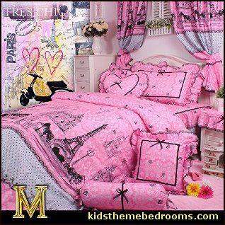About Paris Theme Bedrooms On Pinterest Paris Bedroom Paris Themed