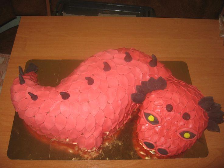 Дракон #торт_на_заказ_днепродзержинск #день_рождения #бисквитный_торт #шоколадный_торт