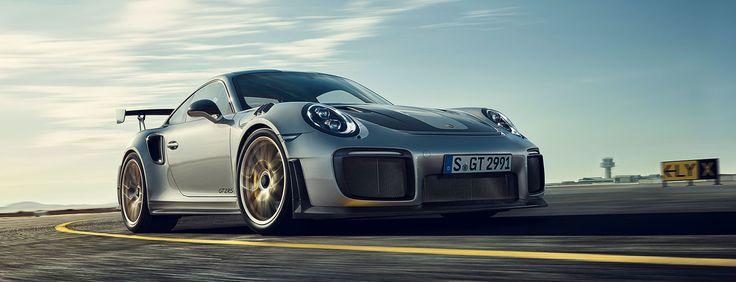Porsche - 911 GT2 RS