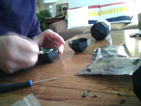 Zeitdice Timelapse Camera - Prototype Assembly