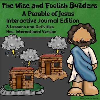 Lessons and activities that teach about Jesus' parable. This is the Interactive Journal Edition.