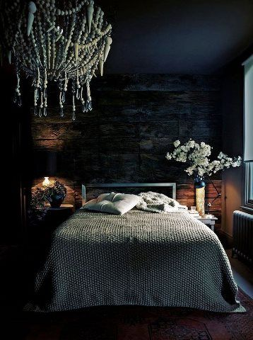 Another pinner referred to thus room as a sleeping cave...I now need to have my own little sleeping cave