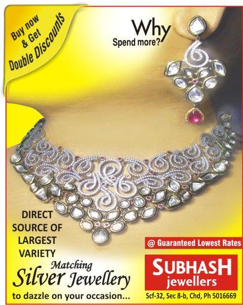 subhash jewellers sector 8 chandigarh