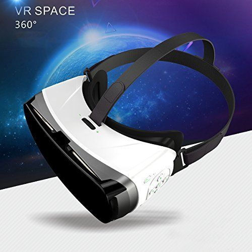 3D Virtual Reality Headset 3D Virtual Reality Glasses for 360 Video Movies Pictures for IOS Android smartphone >>> Want to know more, click on the image.Note:It is affiliate link to Amazon.