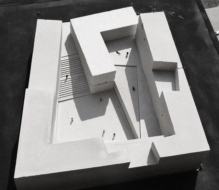 Propuesta para el Museo Regional de Atacama / David Rodriguez Arquitectos…