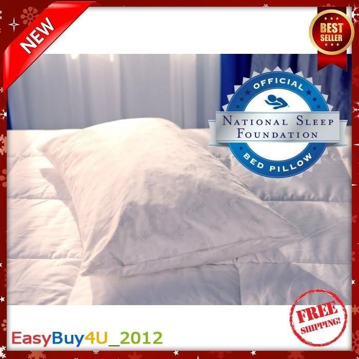 NEW My Pillow As Seen On TV Standard Queen Size Bed Pillow, FAST FREE SHIPPING #MyPillowInc  7 each