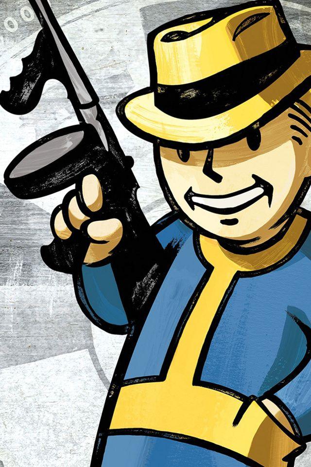 fallout new vegas fallout vault boy Fallout 4 iphone