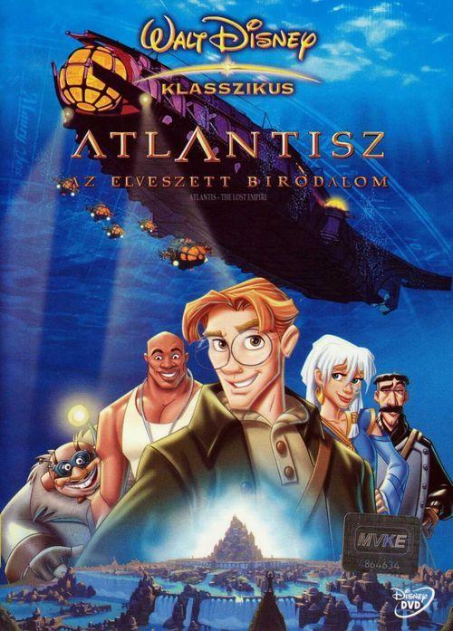 Watch Atlantis: The Lost Empire 2001 Full Movie Online Free