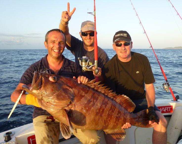 Guide de pêche sportive en Guadeloupe - Madatet Lures - leurres pour la pêche aux gros
