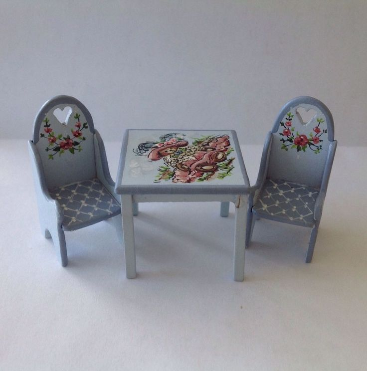 Images about miniature furniture on pinterest