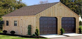 Garage Kits » Garage Designs - Pole Barns » APB Pole Buildings