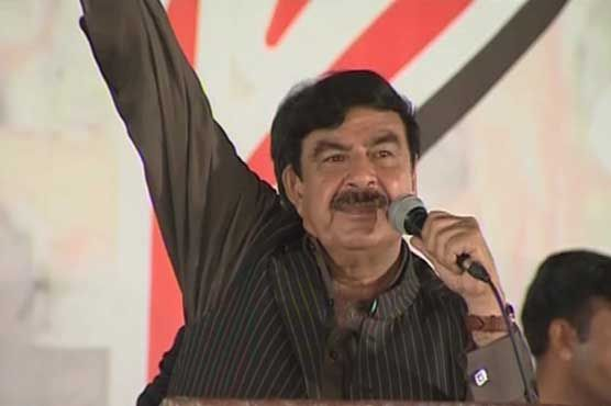 Sheikh Rasheed refuses to participate in PTI rally, fears arrest | PTI News