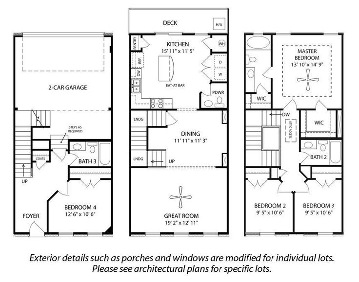 76 best Plans images on Pinterest Home ideas, Future house and - new house blueprint esl