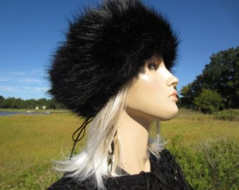 gorro ruso gorro cosaco sombrero ruso sombrero por Lolacoqueta