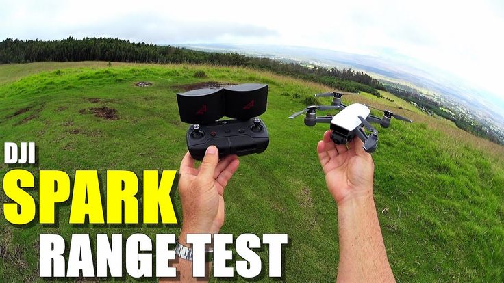 DJI SPARK Review - Part 3 - [4 Mile In-Depth Range Test with RC Controll... https://www.camerasdirect.com.au/dji-drones-osmo/dji-spark