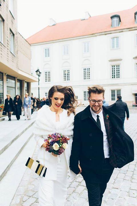 Dress by Aleksandra Mirosław.