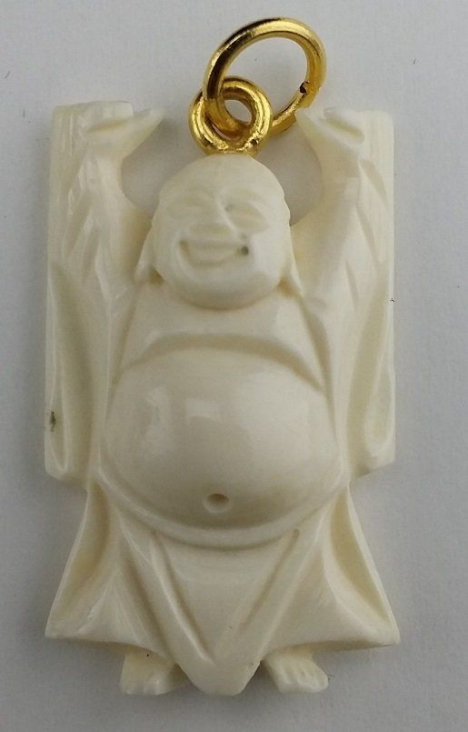 74 best my sister the atheist collects religious icons just in vintage preban ivory standing buddha pendant mozeypictures Choice Image
