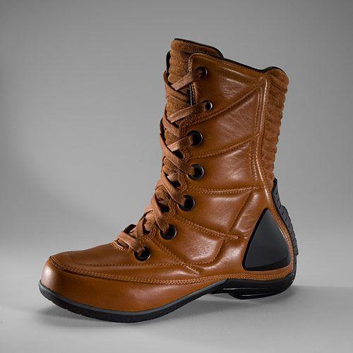 :Biking Boots (Maker: Vitesse Moto.. Model : Hunt)