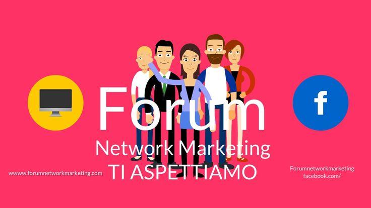 Forum network marketing