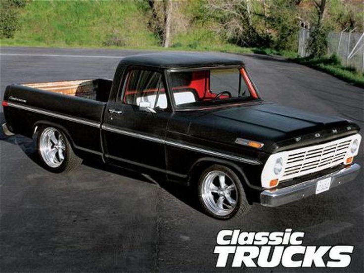 classic trucksssss !!! - Taringa!