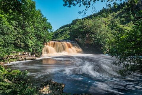 Best 25 nearest waterfall ideas on pinterest states of - Lake district campsites with swimming pool ...