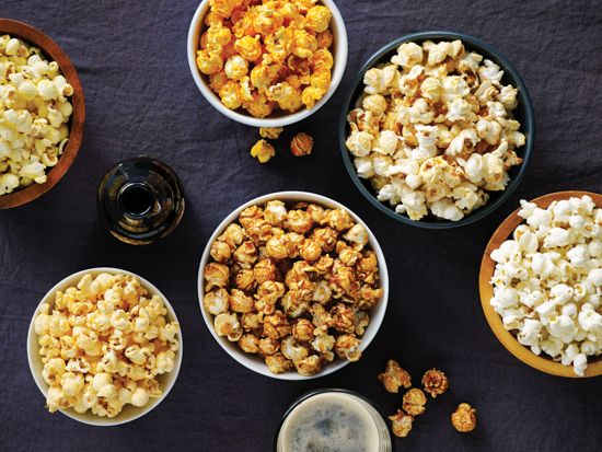 Celebrate National Popcorn Day (or any day) with these beer and popcorn pairings from @draftmag.