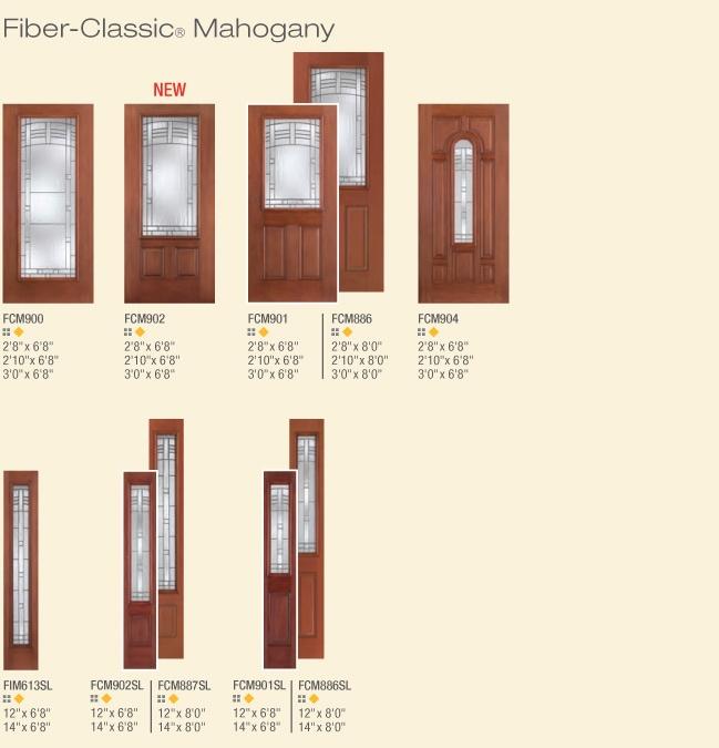 20 best images about doors on pinterest front door for Therma tru maple park