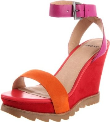 You're want to buy Bronx Women's Lots Of Fun Ankle-Strap Sandal ?Yes ..! you comes at the right place. You can get special discount for Bronx Women's Lots Of Fun Ankle-Strap Sandal. You can choose to buy a product and Bronx Women's Lots Of Fun Ankle-Strap Sandal at the Best Price Online with Secure Transaction Here...Customer Rating: Price: $99.00 FREE Super Saver Shipping