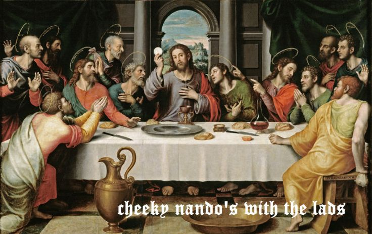 Nando's are on a mission to find the anonymous Tumblr user behind 'cheeky Nando's'